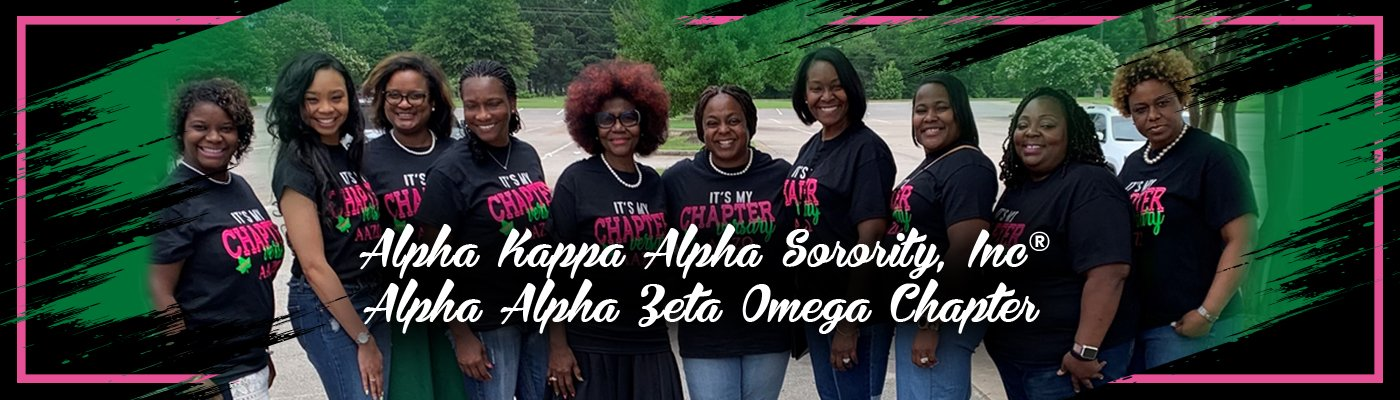 Alpha Kappa Alpha Sorority, Inc. – Alpha Alpha Zeta Omega